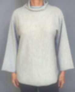 High Quality Women's Cashmere Tunic