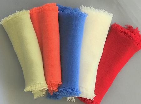 Cashmere Knitted Scarves