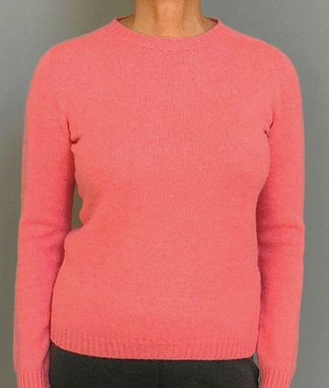 Women's Highest Quality Cahmere Crewneck