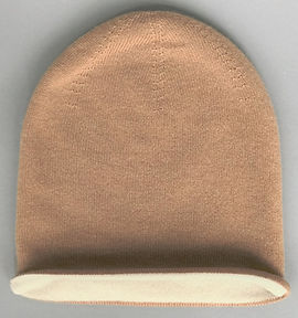 Cashmere Reversible Caps