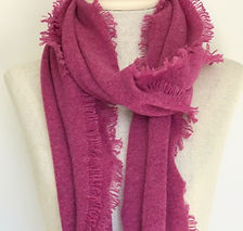 Women's Cashmere Knitted Scarves