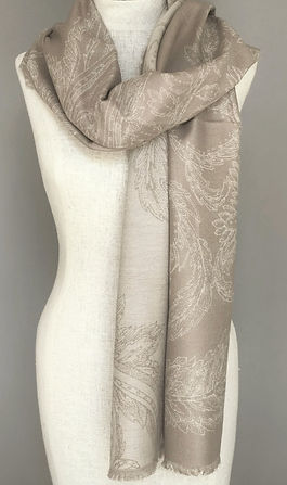 Cahmere Paisley Shawls