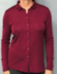 Women's Italian Merino/Silk S