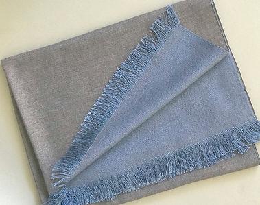 Cashmere/Silk Fine Weave Shawl