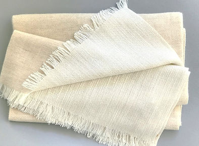 Cashmere/Silk Doublefaced Shawl