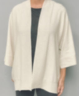 Highest Quality Cashmere Kimono Style Jacket