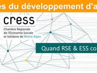 RSE, vecteur de développement pour l'Economie Sociale et Solidaire (ESS).