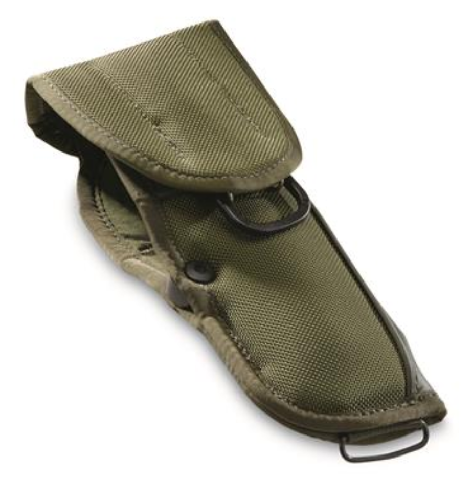 USGI Military Surplus M12 Pistol Belt Holster, New