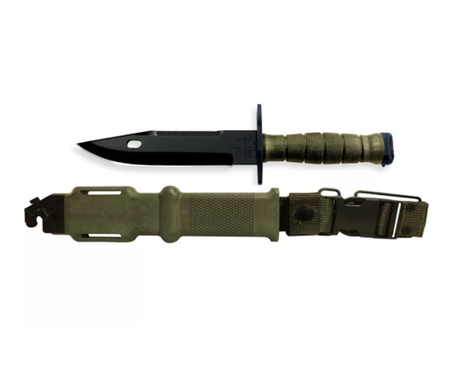 USGI Ontario M9 Bayonet Military Surplus, Like New