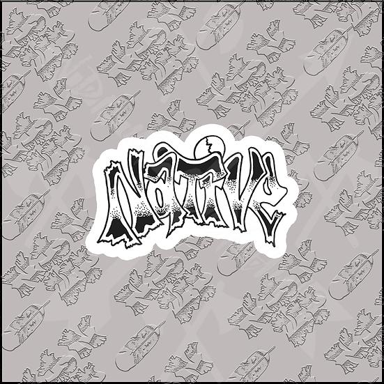 Native Sticker (2.5inx3.5in)