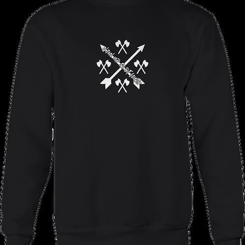 Ndn Up Logo Sweater (Arrows)