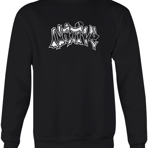 Graffiti Native Sweater
