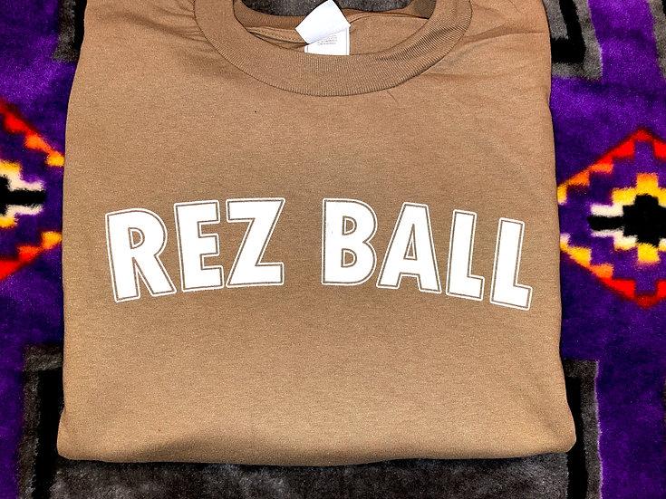 Rez Ball Shirt