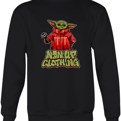 Youth Baby Yoda Sweater