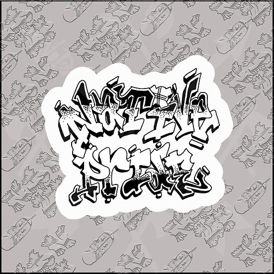 Native Pride Sticker (3x3in)