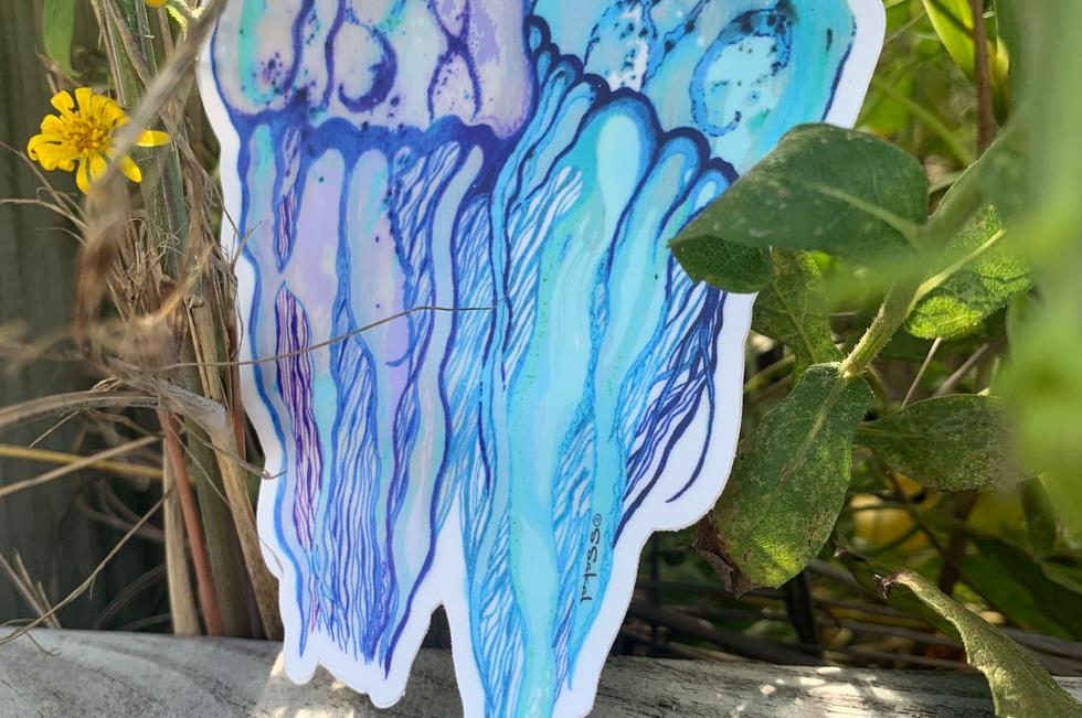 Jellies stickers