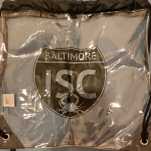 2020 ISC Conference Clear Bag
