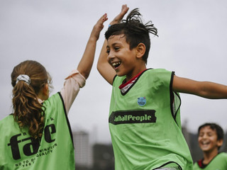 #FootballPeople Action Week Grant Applications Now Open