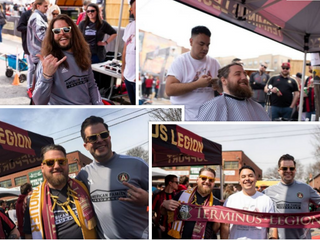 Terminus Legion, Footie Mob, and other Atlanta Supporters Come Together for Children's Healthcar