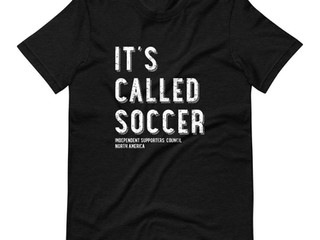 It's called soccer.