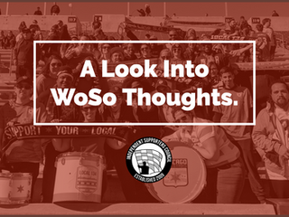 A Look into WoSo Thoughts