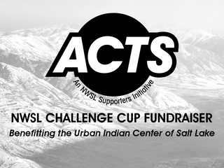 NWSL Supporters Form ACTS, Partner with Prideraiser to Benefit Urban Indian Center of Salt Lake