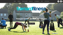 New website for Barnard Fitness