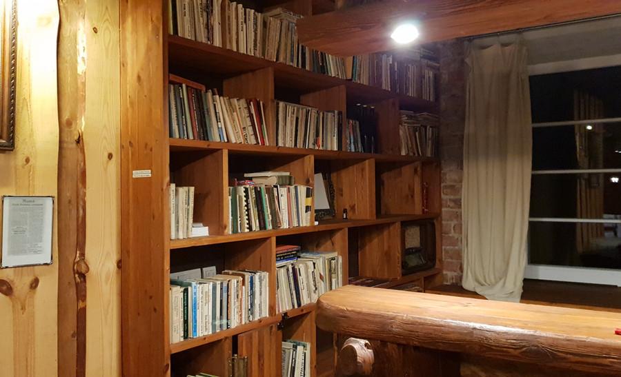 Aegna raamatukogu