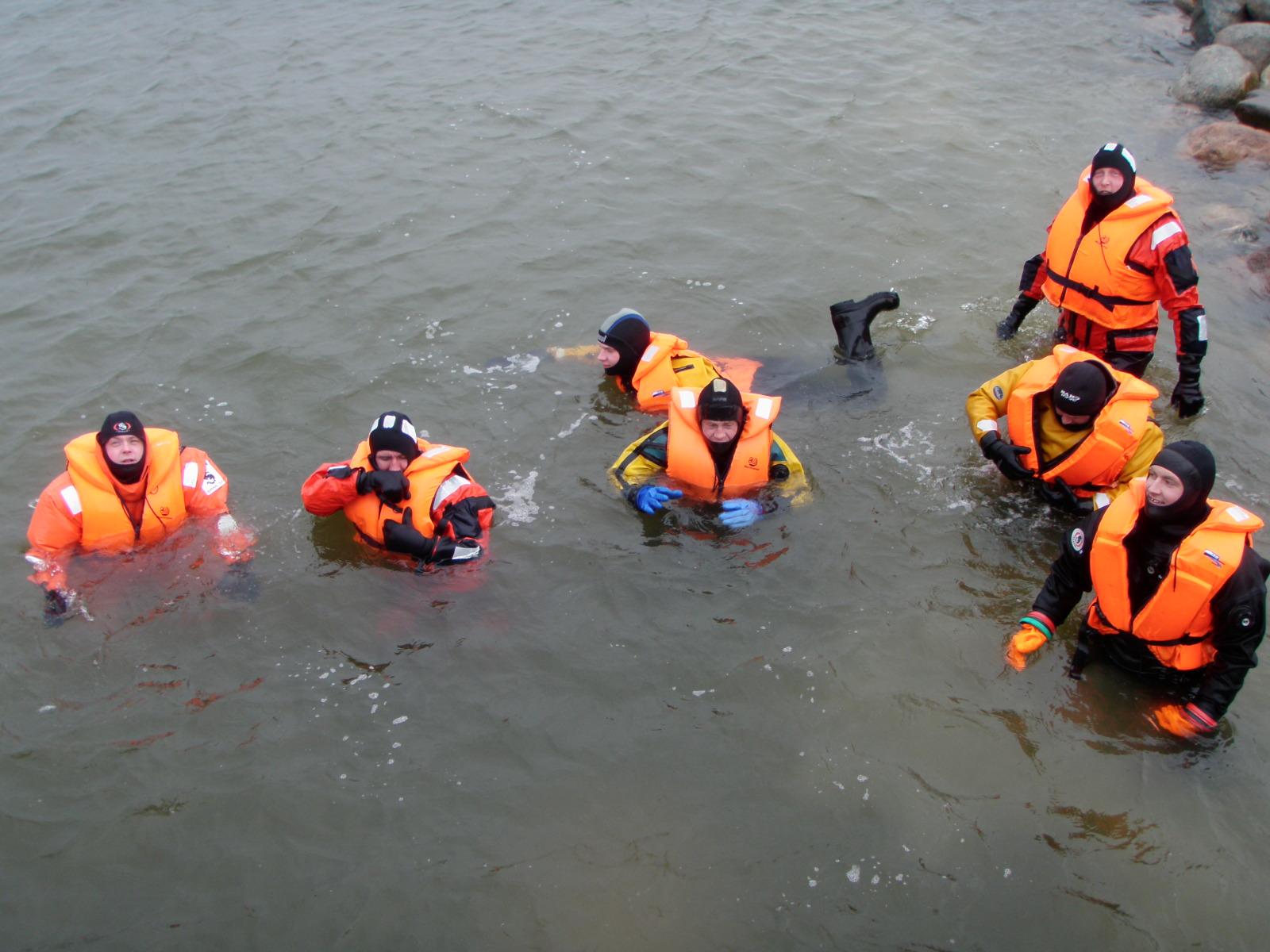 merepääste koolitus
