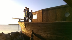 Laevasaun