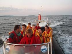 Tüdrukute õhtu merel
