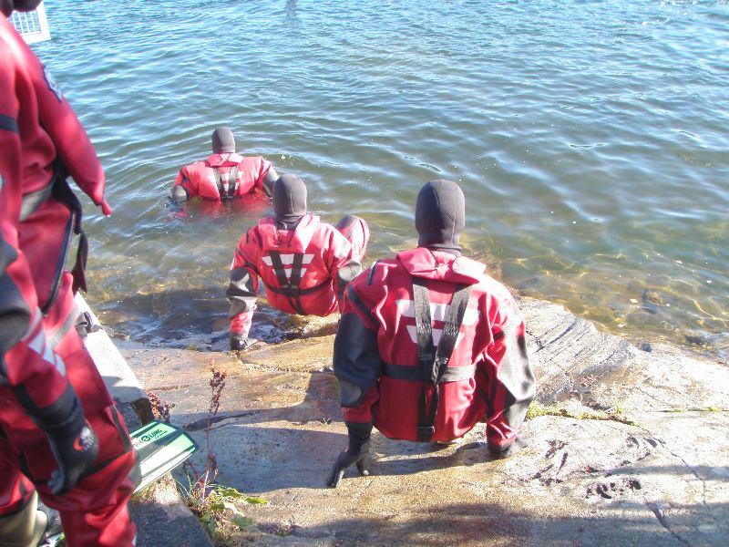 merepääste kursus