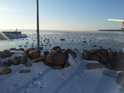 merevaade terrassilt