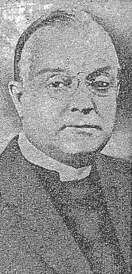 Rev. Herbert J. Glover
