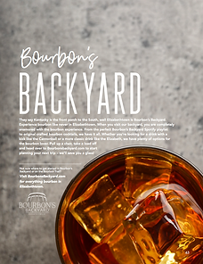Bourbon's Backyard - Elizabethtown Lifes