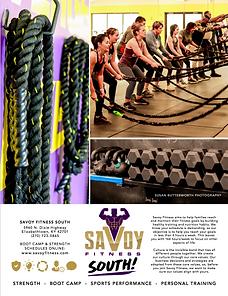 Savoy Fitness South - Elizabethtown Life