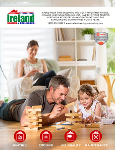 Ireland Heating & Cooling - Elizabethtow