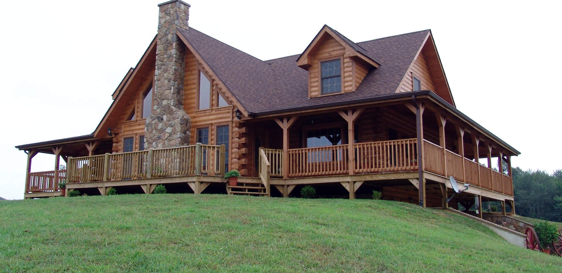Rocky-K Log Homes & Construction
