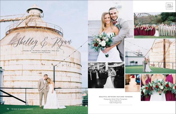 Real WeddingWednesday: Shelley & Ryan