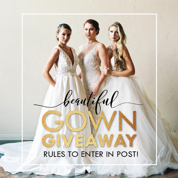 The Beautiful Gown Giveaway Sponsored by Georgio's Bridal