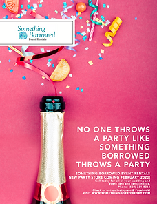 Something Borrowed Event Rentals & Party