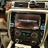 Alpine 9-Inch In Dash X009-GM ReStyle System