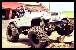 Street Beats Audio Custom 1987 Jeep Wrangler