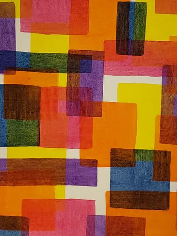 #13 Color Blocks