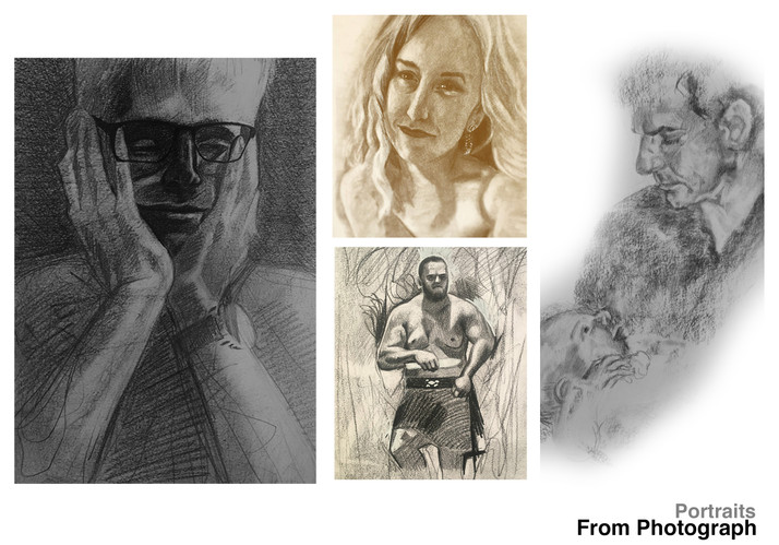 Portraits from Photo