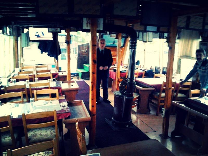 He - De Salih Resi Balık Restorant