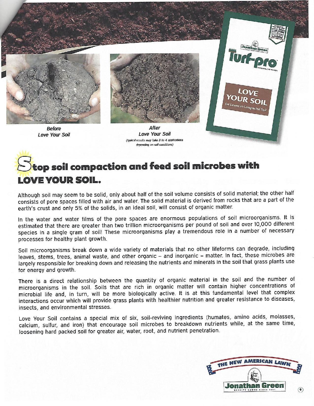 Love Your Soil