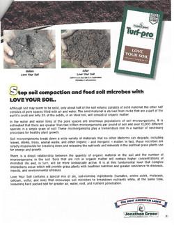 Love Your Soil