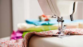 Como escolher minha máquina de costura doméstica?