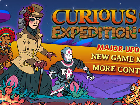 Curious Expedition 2 - The New Director update available now on Steam